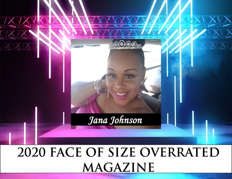 Hampton Roads 2020 Faces of Size Overrated Magazine Announcement