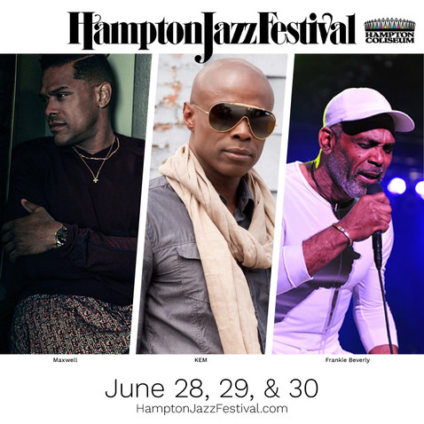 52nd Annual Hampton Jazz Festival is Only Two Weeks Away!!!