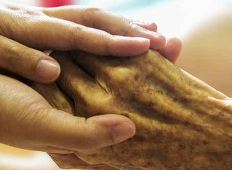 Massage for dementia at home