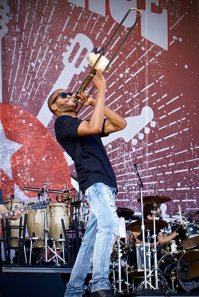 Trombone Shorty2- Franklin, TN September