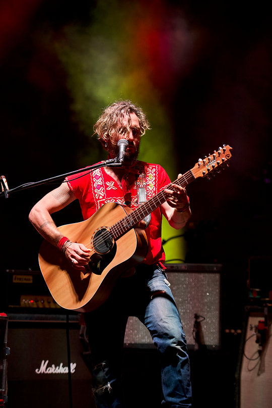 John Butler Trio3- Red Rocks, CO August