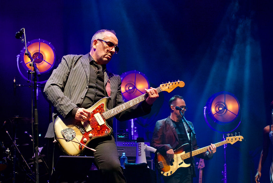 Elvis Costello3- Port Chester, NY March