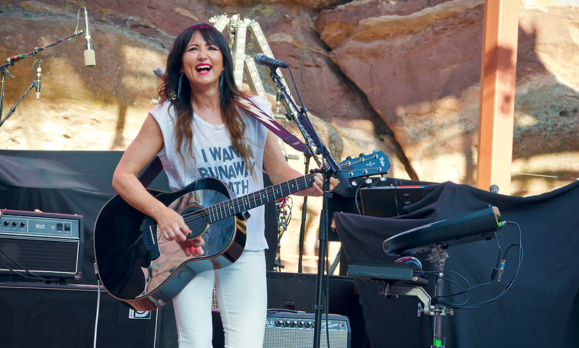 KT Tunstall4- Red Rocks, CO August 2019.