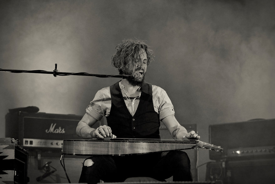 John Butler Trio4- New York, NY November