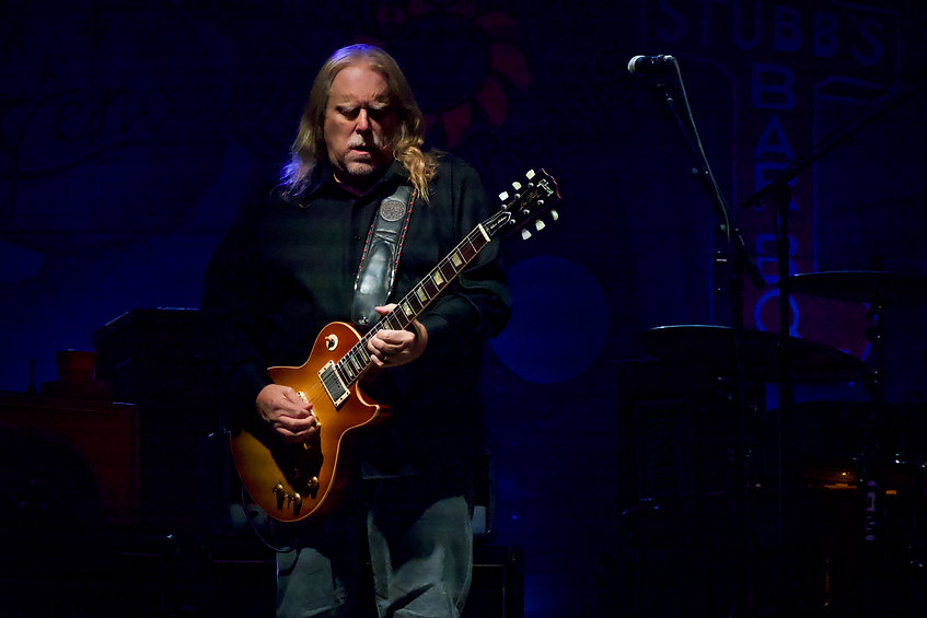 Warren Haynes2- Telluride, CO September