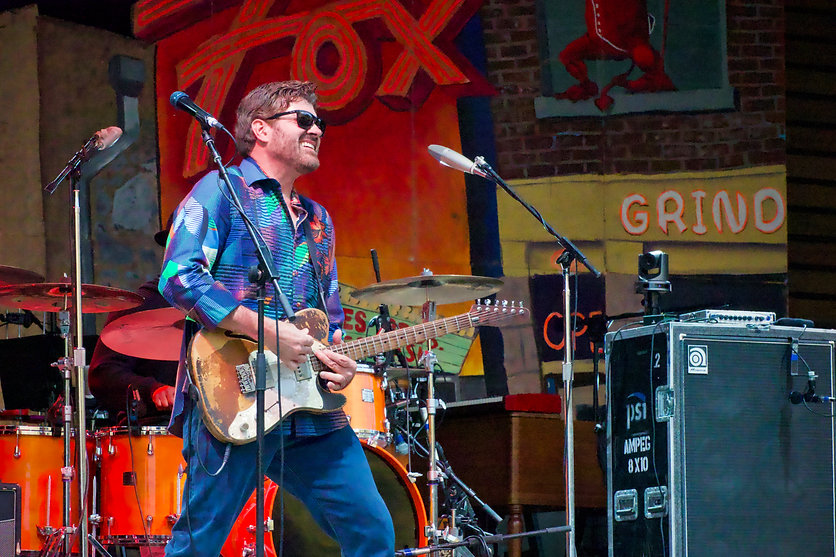 Tab Benoit2- Telluride, CO September 201