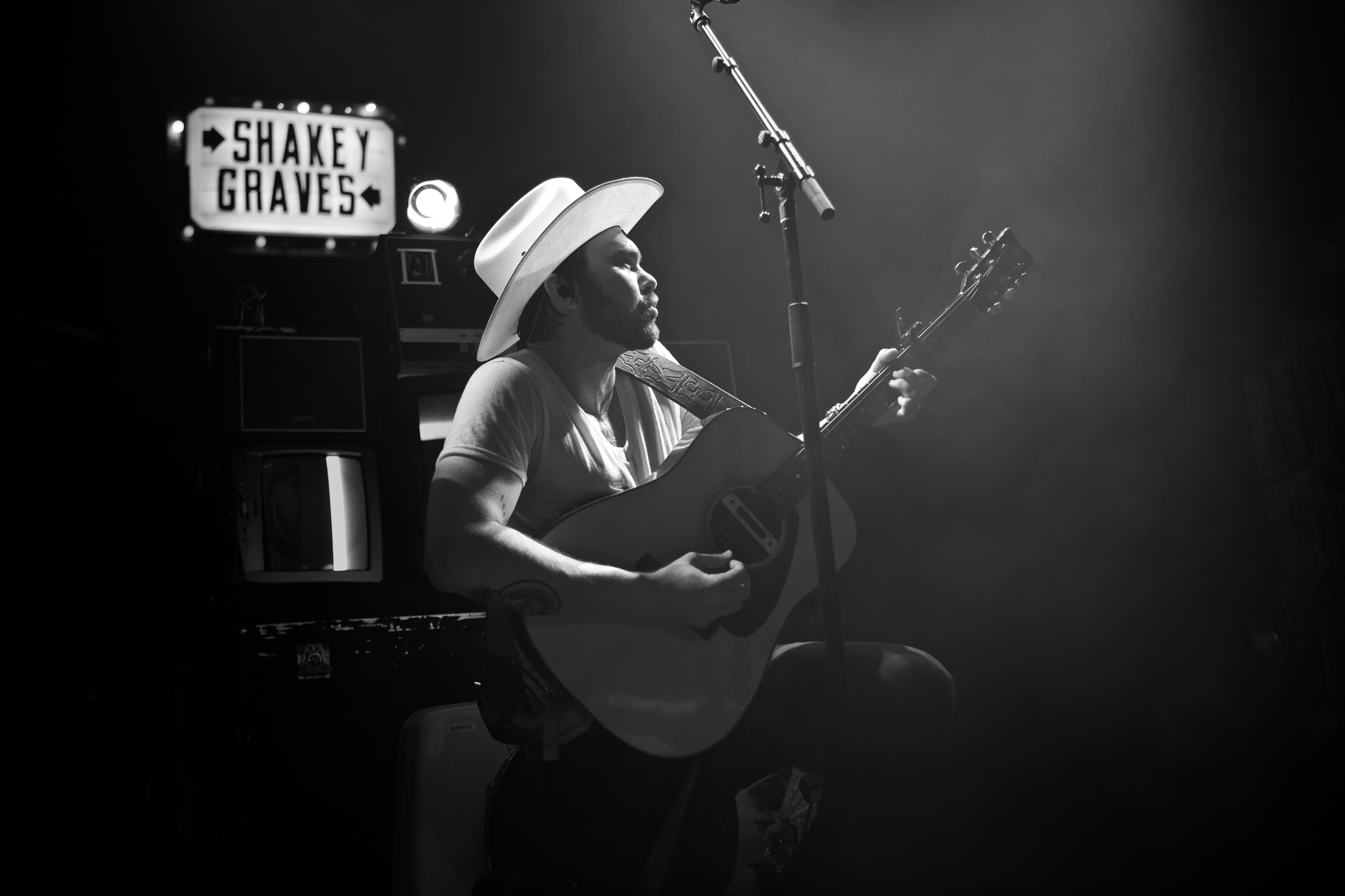 Shakey Graves4- Brooklyn, NY May 2018
