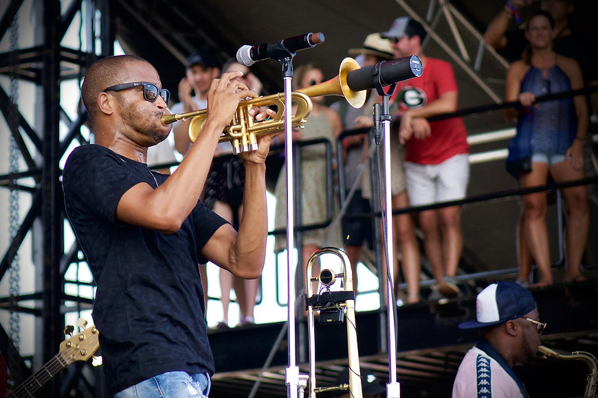 Trombone Shorty1- Franklin, TN September
