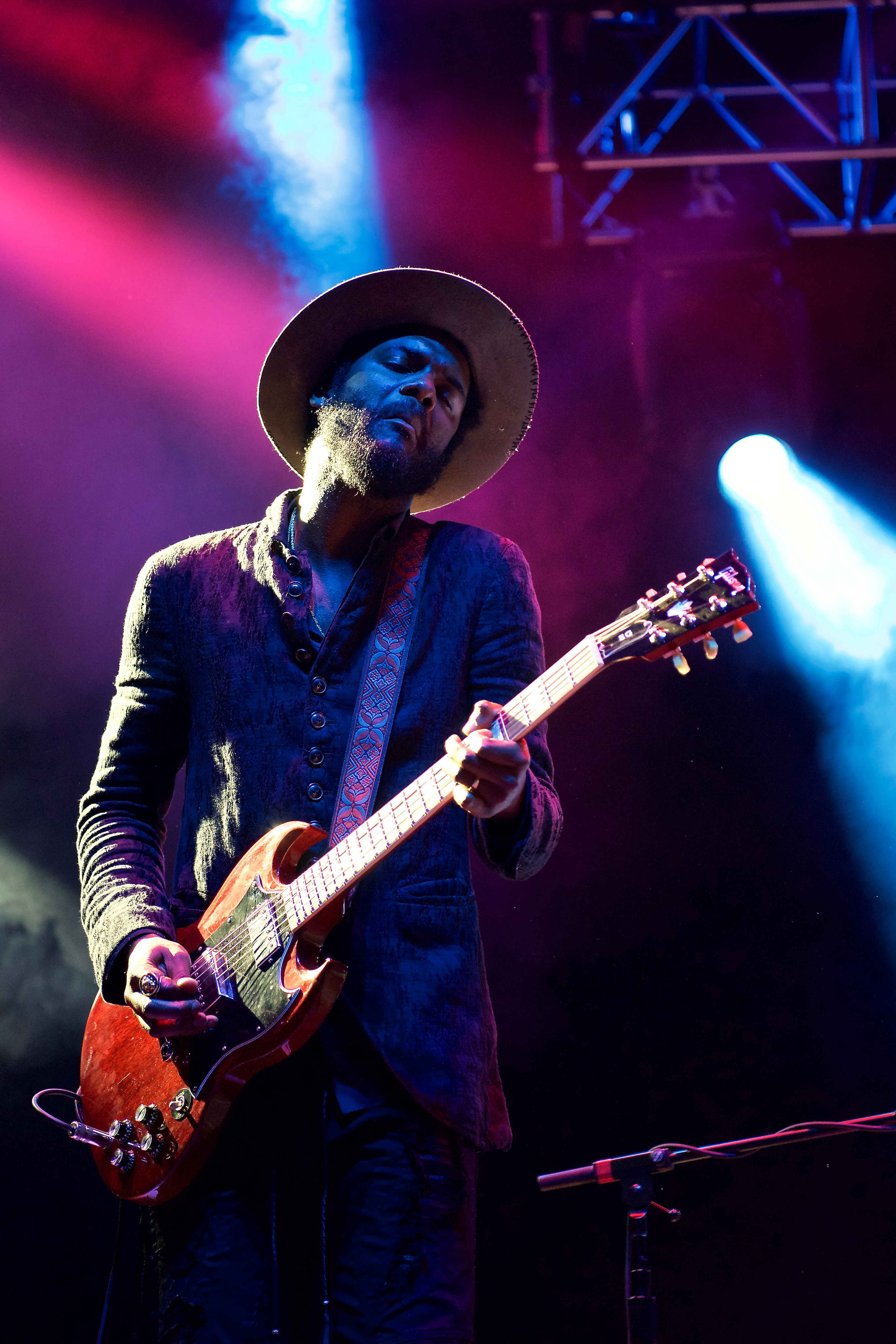 Gary Clark Jr2- Port Chester, NY September 2016
