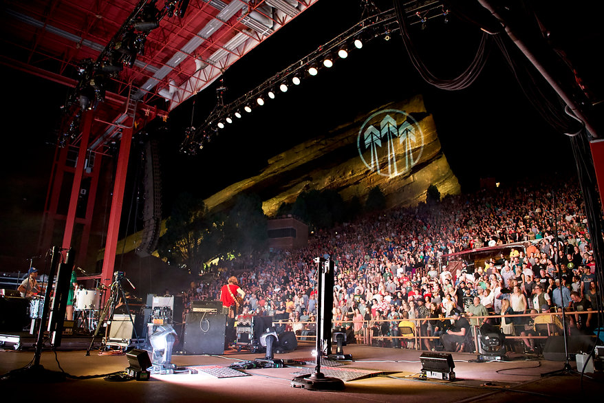 John Butler Trio6- Red Rocks, CO August