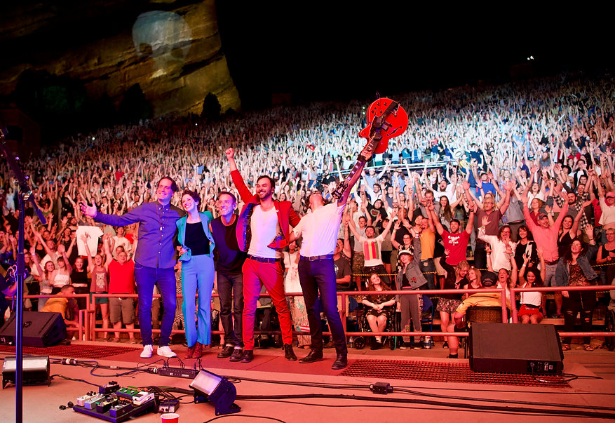 Shakey Graves1- Red Rocks, CO August 201