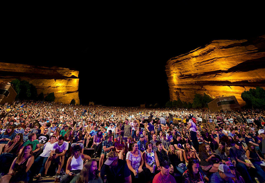 Shakey Graves4B - Red Rocks, CO August 2
