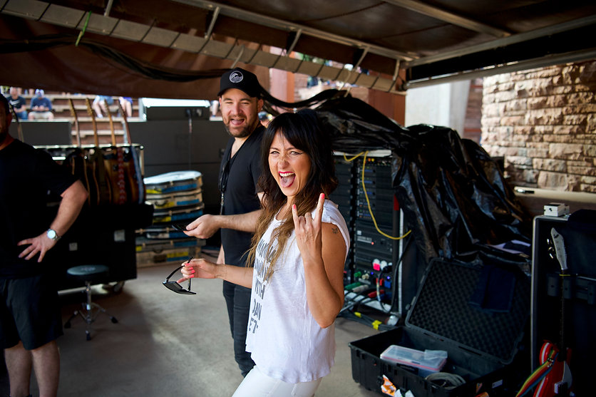 KT Tunstall2- Red Rocks, CO August 2019_
