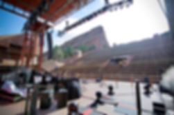 KT Tunstall1- Sound Check- Red Rocks, CO