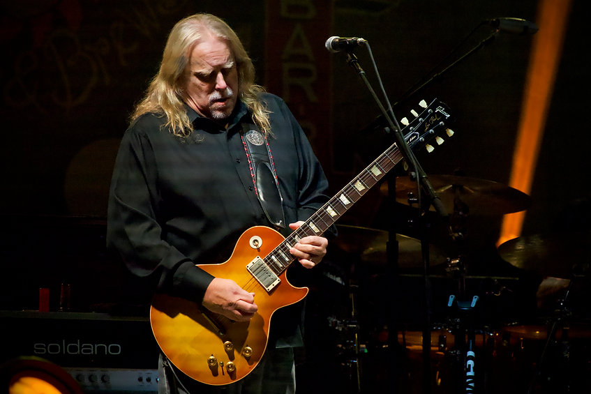 Warren Haynes1- Telluride, CO September
