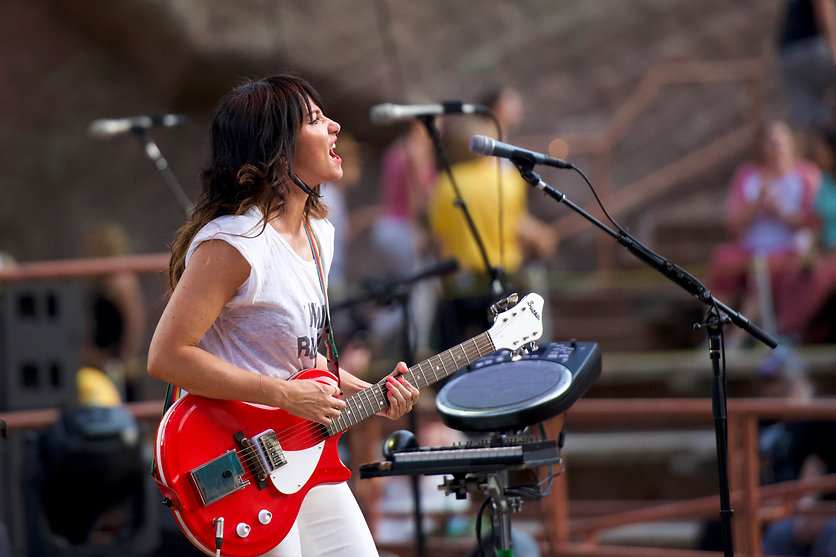 KT Tunstall3- Red Rocks, CO August 2019.