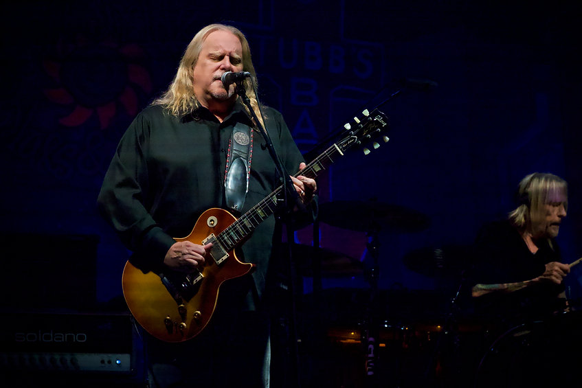 Warren Haynes3- Telluride, CO September
