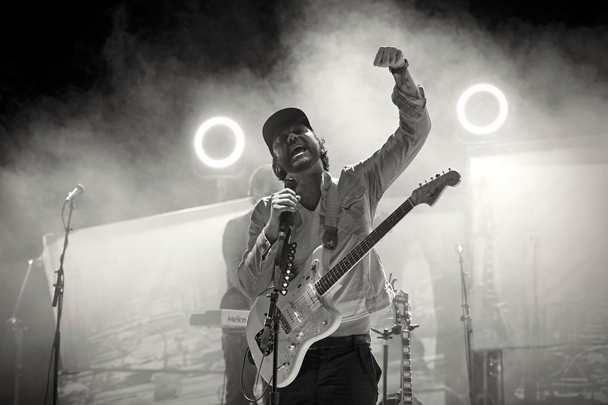 Shakey Graves3- Red Rocks, CO August 201