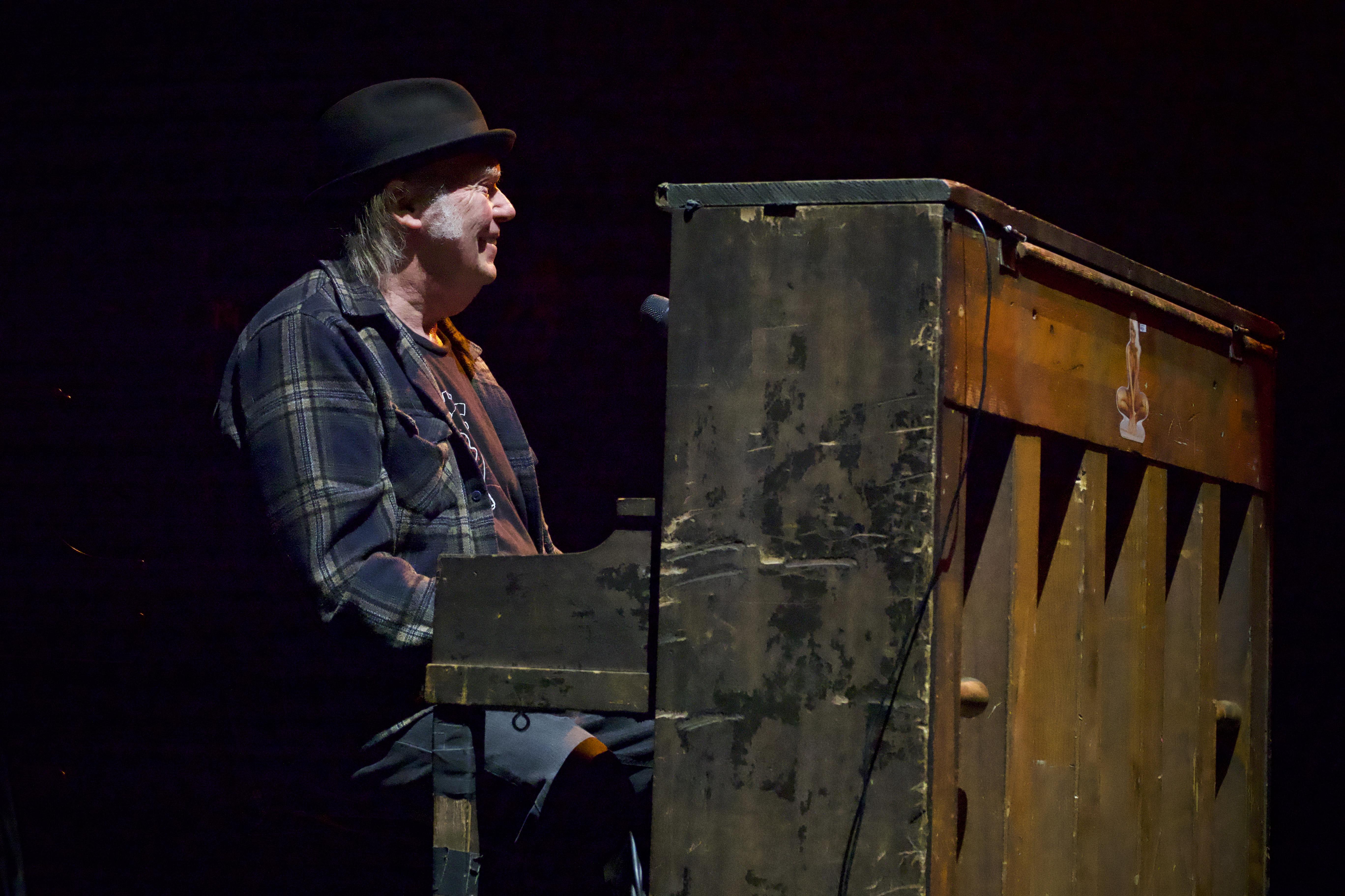 Neil Young3- Saratoga, NY September 2018