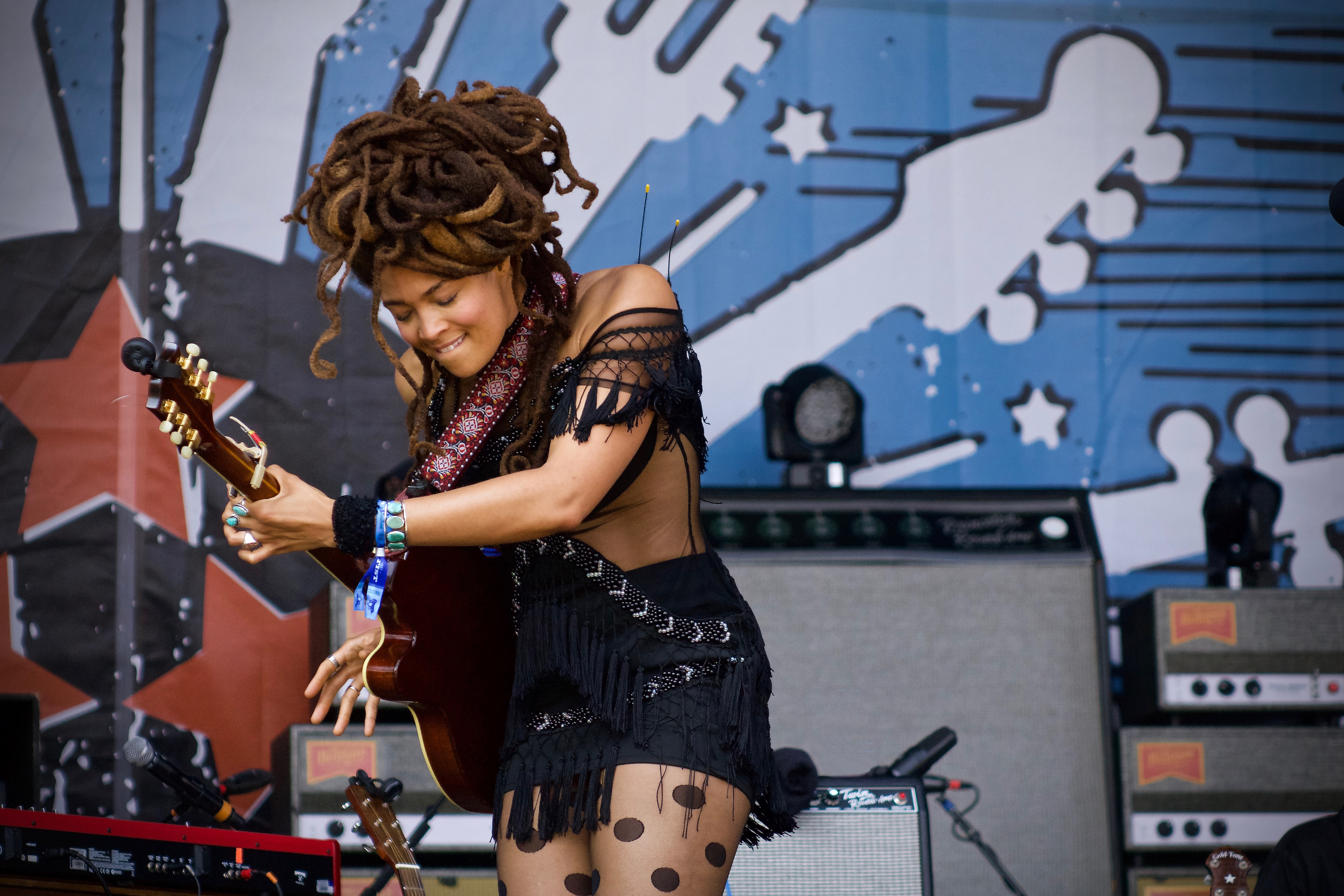 Valerie June1- Franklin, TN September 20