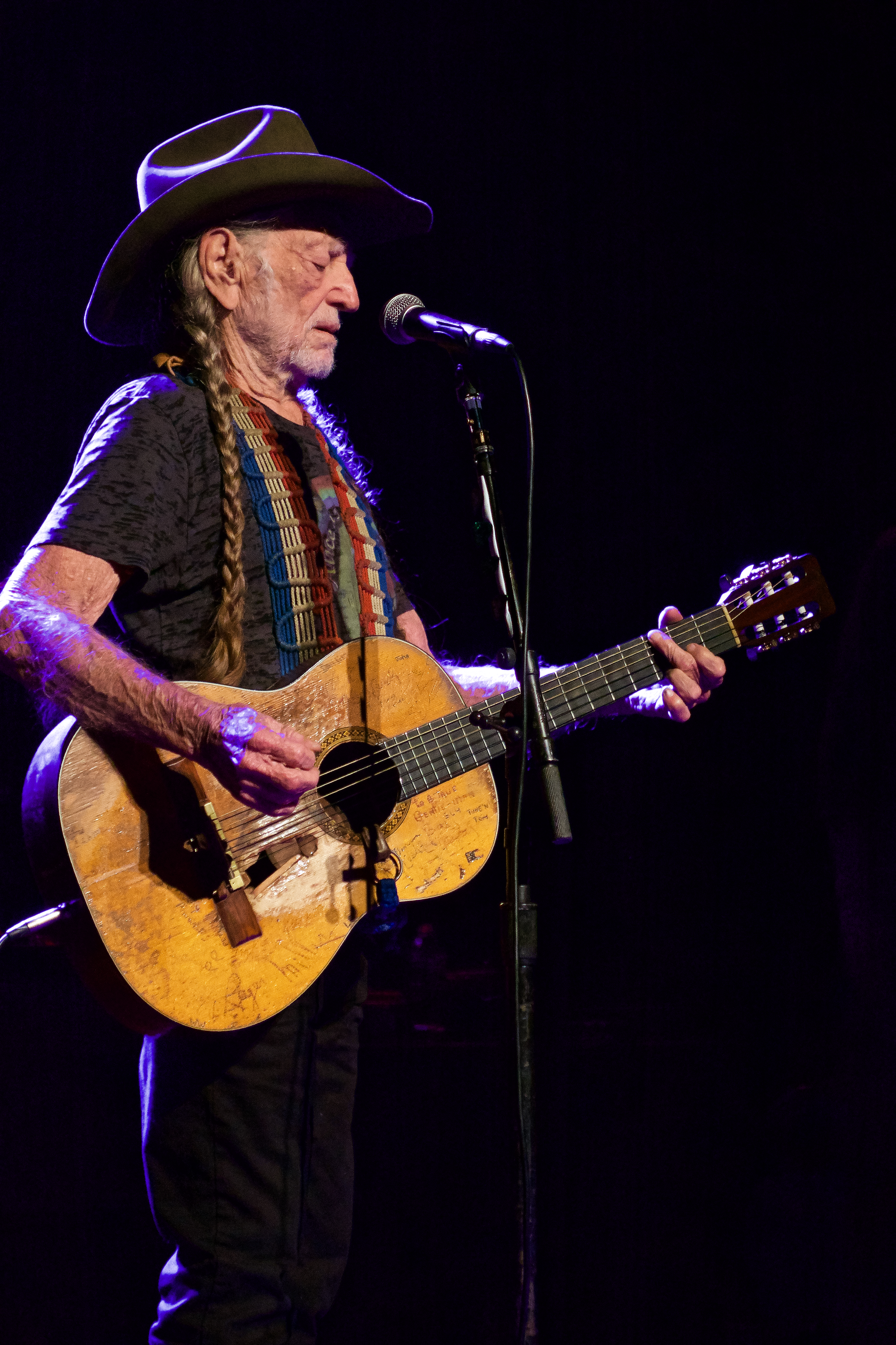 Willie Nelson3- New Haven, CT September 2016