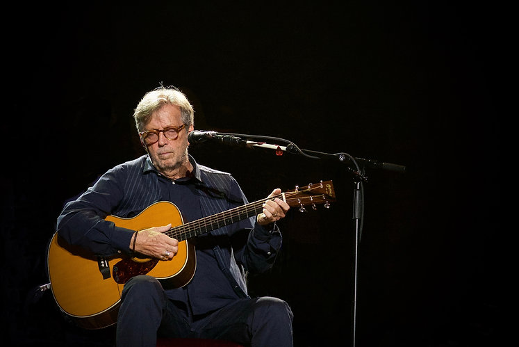Eric Clapton1- New York, NY September 20