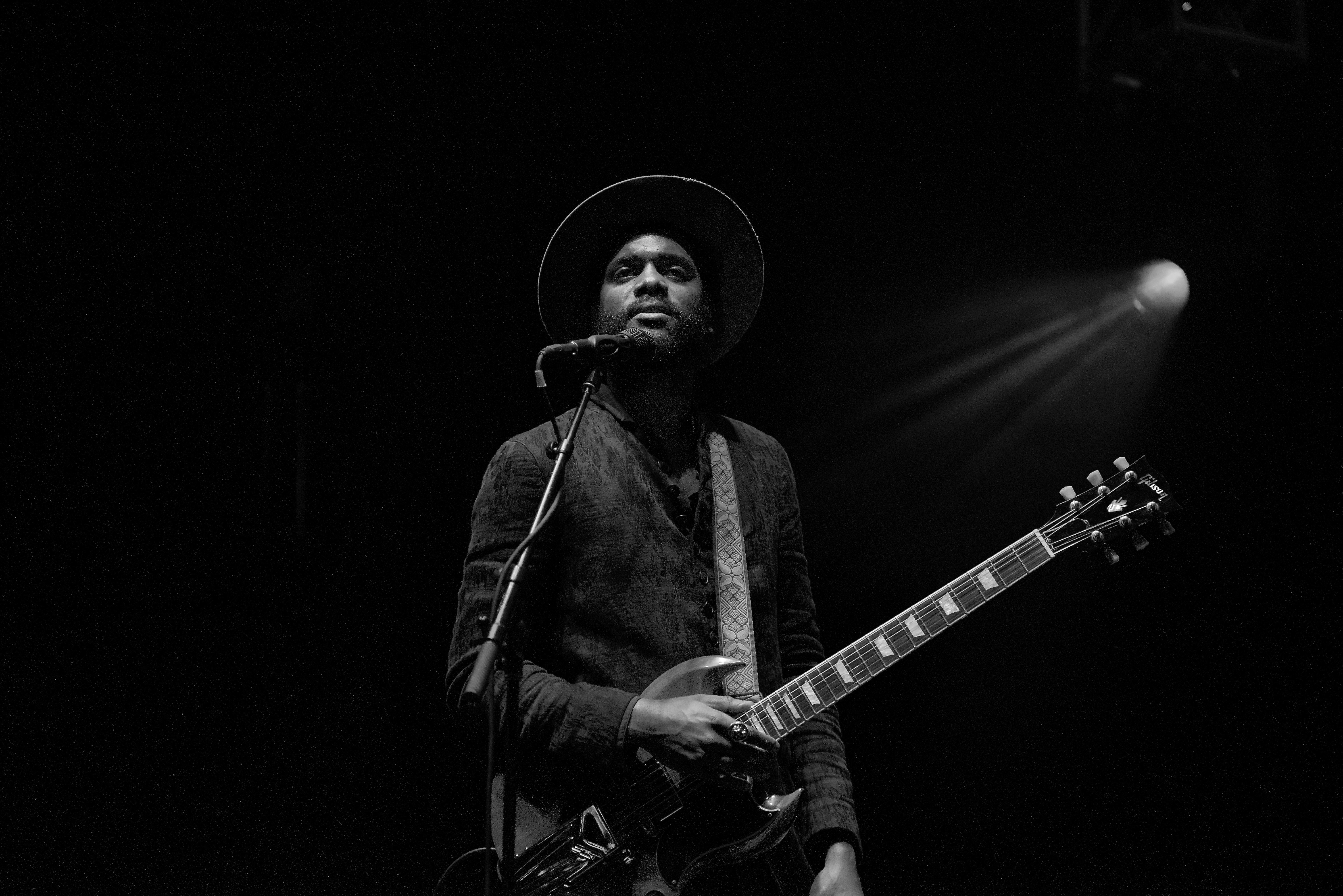 Gary Clark Jr3- Port Chester, NY September 2016