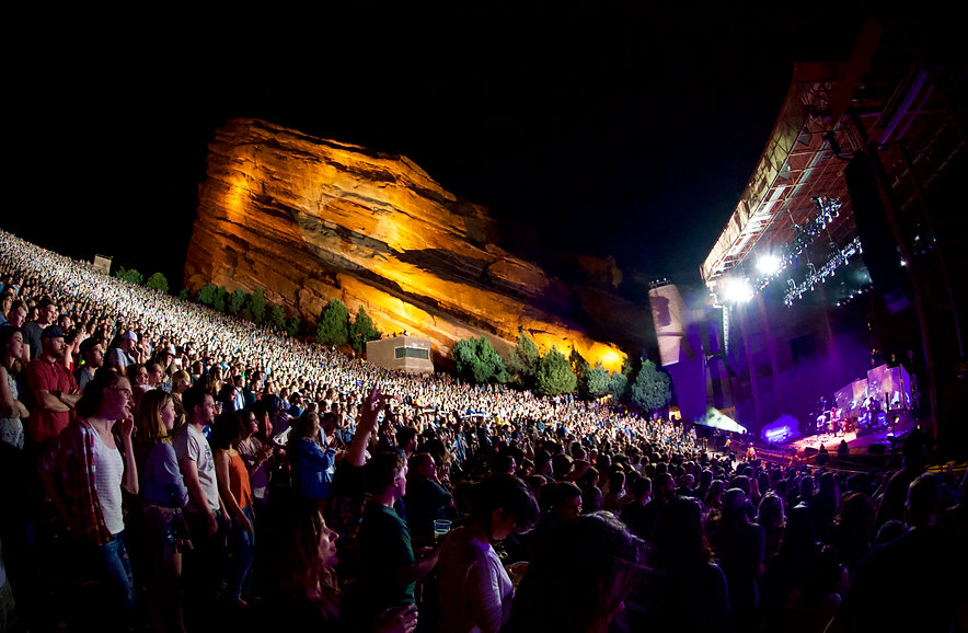 Shakey Graves5- Red Rocks, CO August 201
