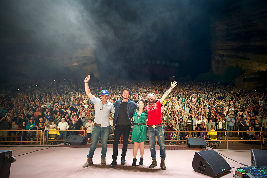 John Butler Trio7- Red Rocks, CO August