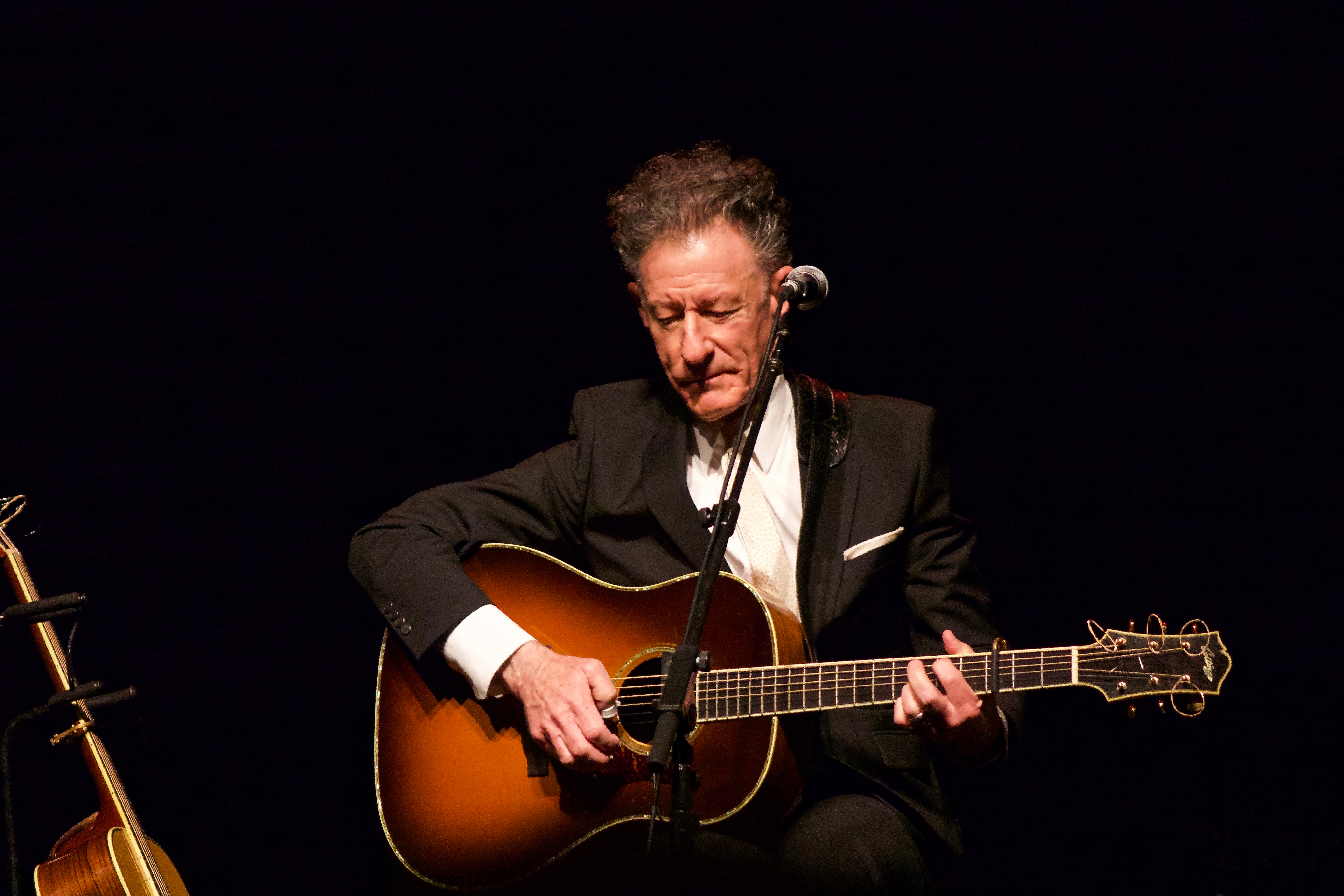Lyle Lovett- Englewood, NJ May 2018