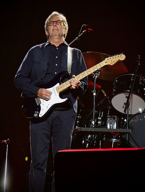 Eric Clapton2- New York, NY September 20