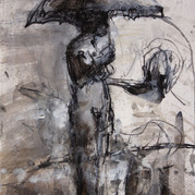 Femme à l'ombrelle, 2019