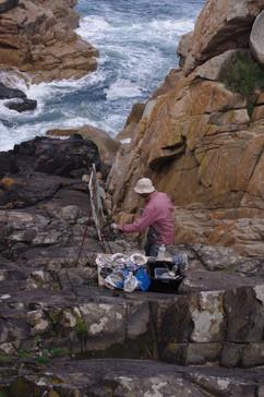 Le gouffre de Plougrescant, 2011