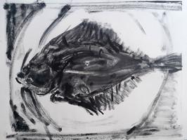 Carrelet, 40 x 50 cm