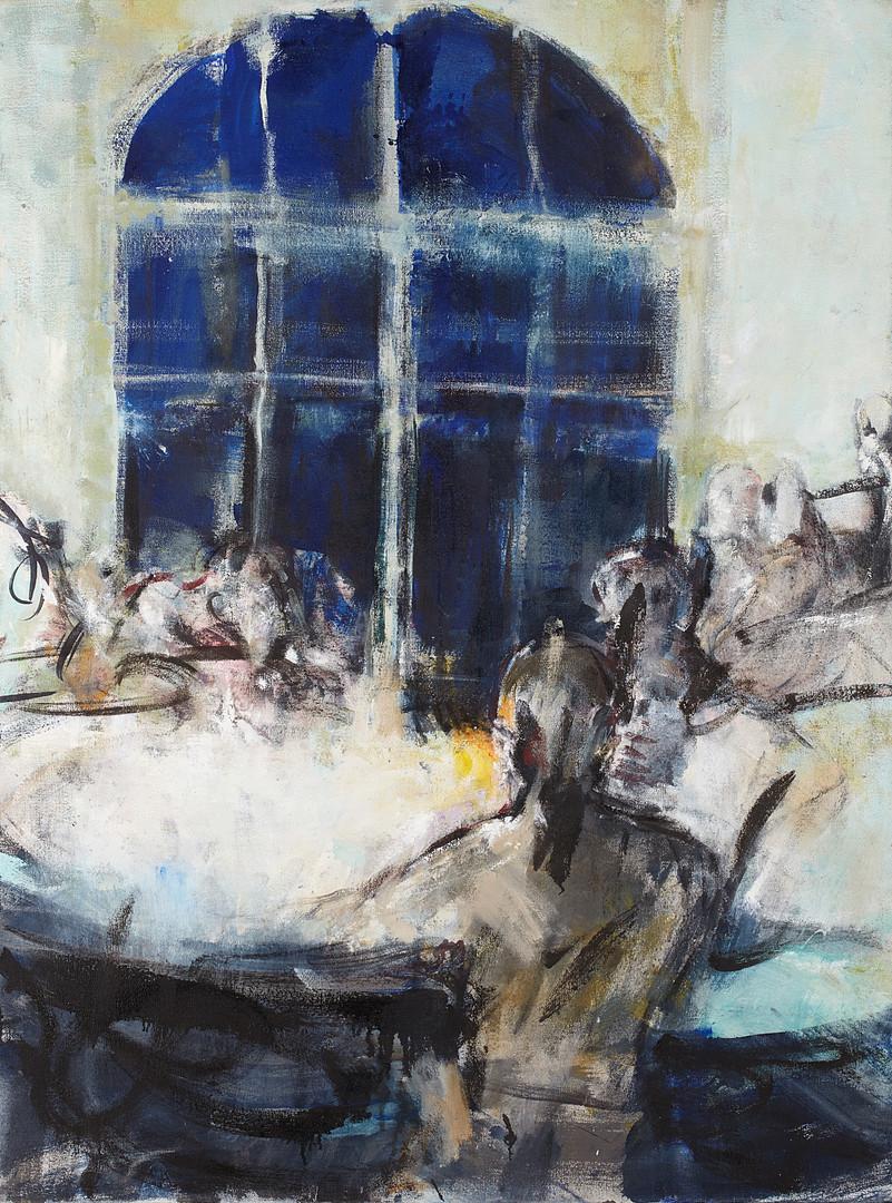 Fenêtre, 146 x 114 cm