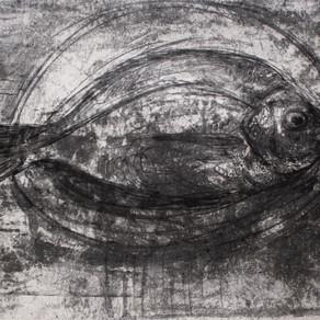Monotype, dorade, 40 x 55 cm, 2019 (3).j