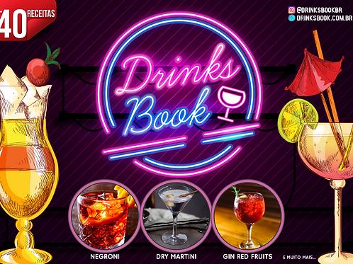 E-Book - Drinks Book