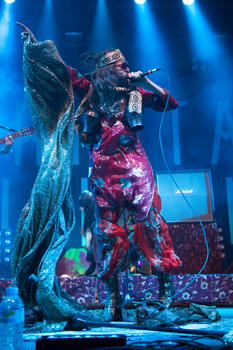 Crystal Fighters Getty Images