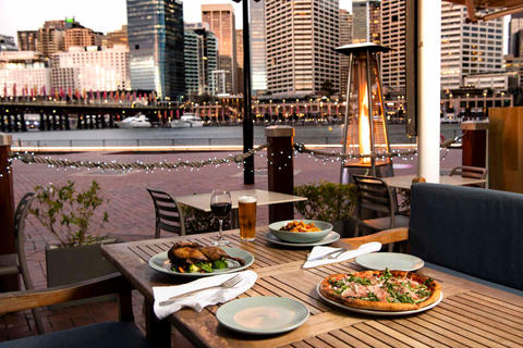 Mediterranea Property NSW Darling Harbour website