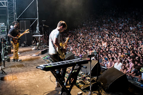 Bloc Party Getty Images
