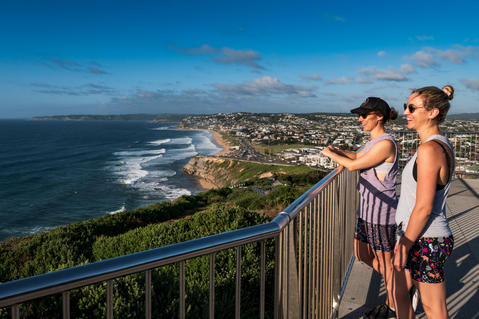 Newcastle Destination NSW & Time Out Sydney