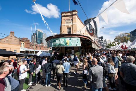 Aussie Beer Fest Property NSW