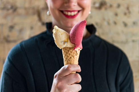 Cow And Moon Gelato Time Out magazine