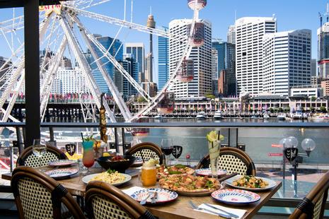 Crinitis Property NSW Darling Harbour website