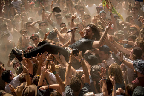 Gang of Youths Getty Images