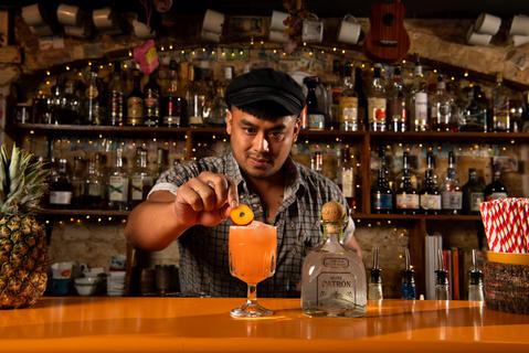 Grandmas Bar Bombay Sapphire Patron YCK Laneways Time Out