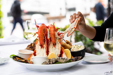 Nicks Seafood Property NSW Darling Harbour website