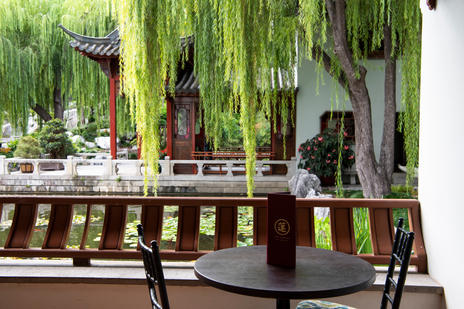 Chinese Gardens Property NSW Darling Harbour website