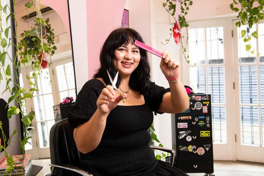 Nina Extra Silky Salon Time Out Magazine