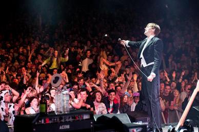 The Hives Getty Images
